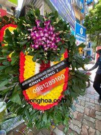 vòng hoa giá 500k