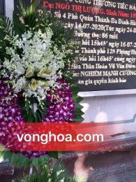 Địa chỉ nhà tang lễ Phùng Hưng